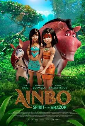 Poster Ainbo - A menina da Amazônia - Legendado CAM