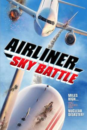 Airliner Sky Battle - Legendado
