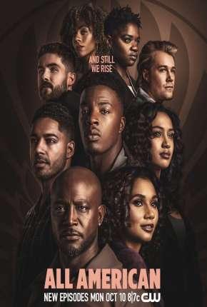All American - 2ª Temporada Dublada e Dual Áudio Download - Onde Baixo