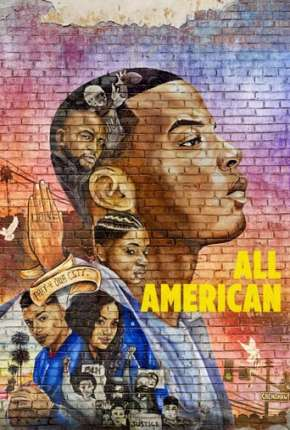 All American - 3ª Temporada Legendada via Torrent