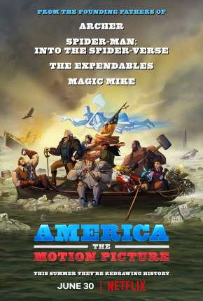 America - The Motion Picture via Torrent