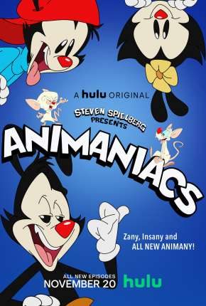 Animaniacs - 1ª Temporada Completa - Legendado  Download - Onde Baixo
