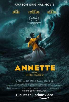 Filme Annette - Legendado Torrent