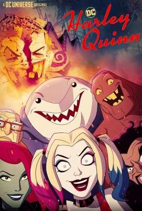 Arlequina - Harley Quinn 1ª Temporada Completa via Torrent