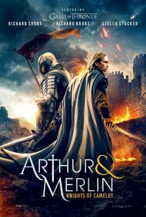 Arthur e Merlin - Cavaleiros de Camelot - Legendado via Torrent