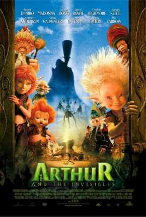 Arthur e os Minimoys via Torrent