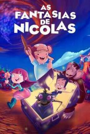 As Fantasias de Nicolas Dublado e Dual Áudio 5.1 Download - Onde Baixo