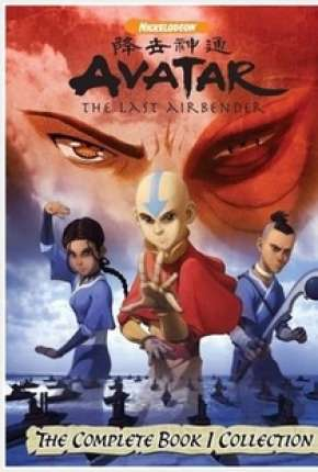 Avatar - A Lenda de Aang - 1ª Temporada via Torrent