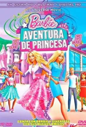 Barbie Aventura de Princesa