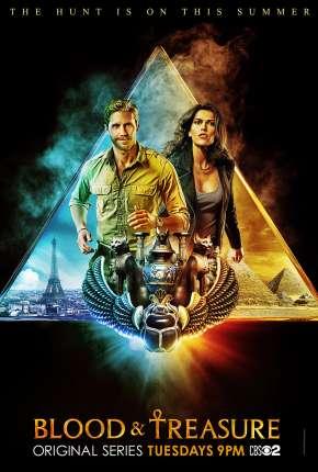 Série Blood e Treasure - 1ª Temporada Download