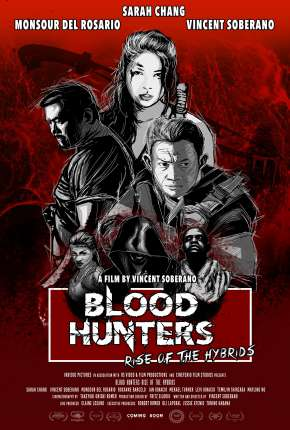 Blood Hunters - Rise of the Hybrids - Legendado