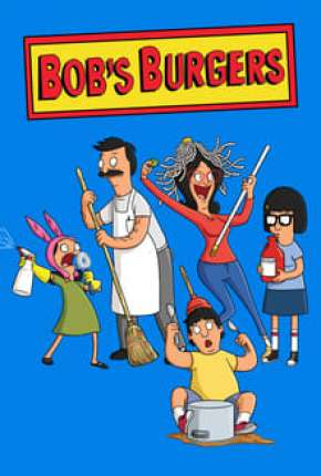 Bobs Burgers - 11ª Temporada - Legendado via Torrent