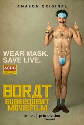 Borat - Fita de Cinema Seguinte via Torrent