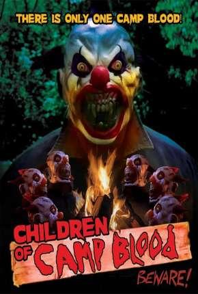 Children of Camp Blood - Legendado