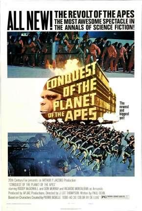 Filme Conquista do Planeta dos Macacos - Conquest of the Planet of the Apes Download