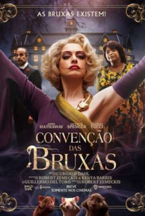 Convenção das Bruxas - The Witches via Torrent