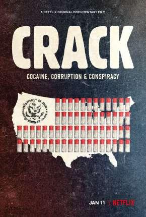 Capa Crack - Cocaína, Corrupção e Conspiração Dublado