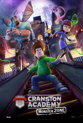 Cranston Academy - Monster Zone - Legendado