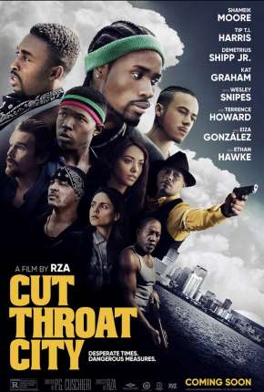 Cut Throat City via Torrent