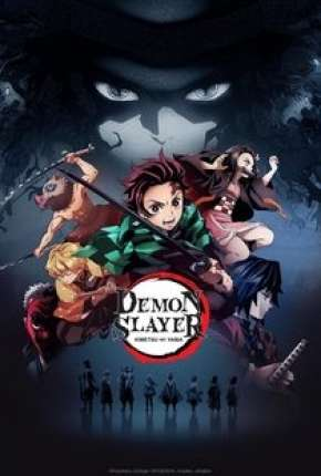 Anime Demon Slayer - Kimetsu no Yaiba - 1ª Temporada Download