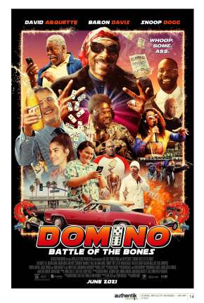 Domino - Battle of the Bones - Legendado via Torrent