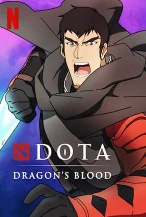 DOTA - Dragons Blood - 1ª Temporada Completa via Torrent