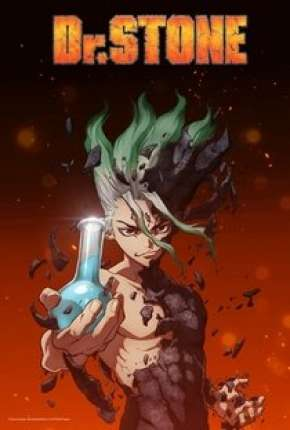 Dr. Stone - 1ª Temporada Completa via Torrent
