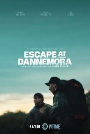 Escape at Dannemora - 1ª Temporada via Torrent