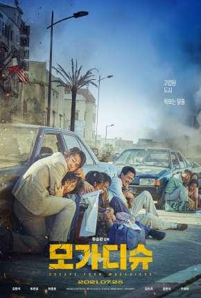Filme Escape from Mogadishu - CAM - FAN DUB Download