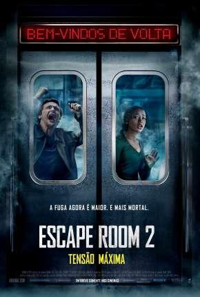 Escape Room 2 - Tensão Máxima - CAM - FAN DUB