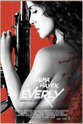 Everly - Implacável e Perigosa - BluRay