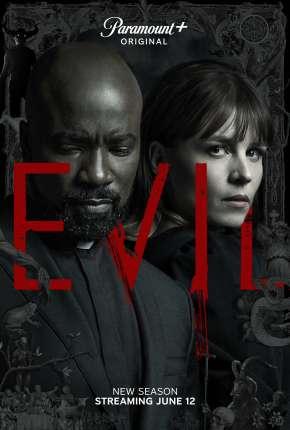 Capa Evil - Contatos Sobrenaturais - 2ª Temporada