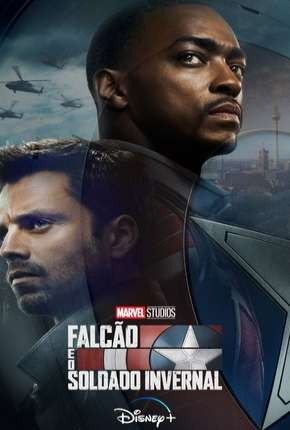 Falcão e Soldado Invernal - 1ª Temporada via Torrent