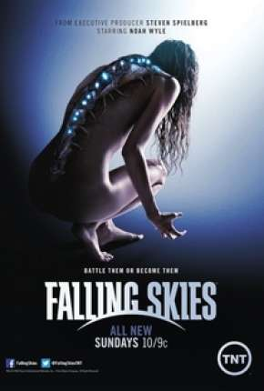 Falling Skies - 3ª Temporada via Torrent