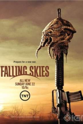 Falling Skies - 4ª Temporada via Torrent