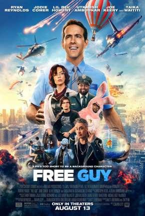 Filme Free Guy - Assumindo o Controle Download