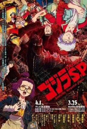 Godzilla Ponto Singular - 1ª Temporada Completa