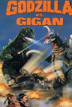 Godzilla vs. Gigan - Legendado via Torrent