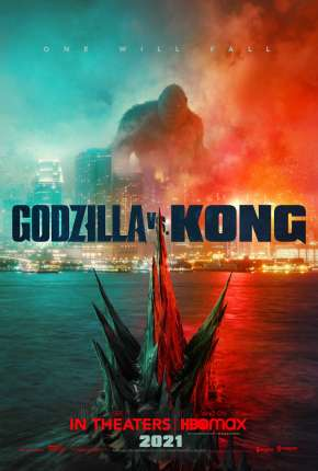 Godzilla vs. Kong - Legendado via Torrent