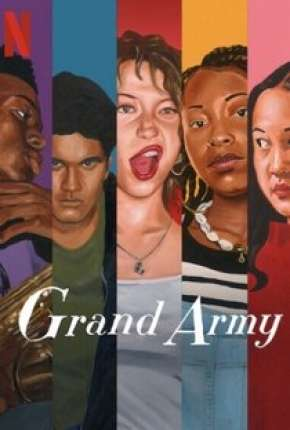 Grand Army - 1ª Temporada Completa