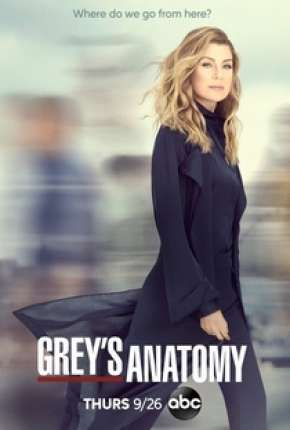 Greys Anatomy - 16ª Temporada