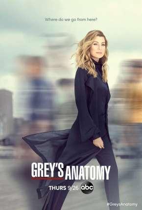 Série Greys Anatomy - 18ª Temporada Legendada Download