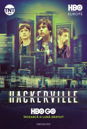 Hackerville - 1ª Temporada Completa Legendada via Torrent