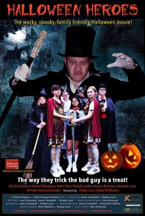 Filme Halloween Heroes - Legendado Torrent