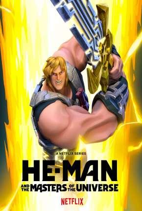He-Man e os Mestres do Universo - 1ª Temporada via Torrent