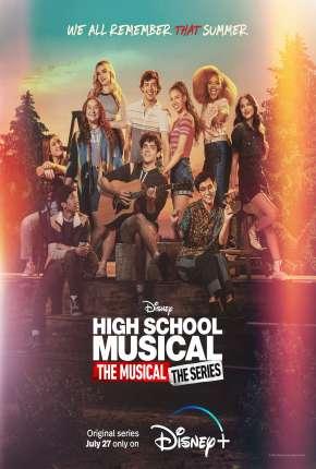 High School Musical - O Musical - A Série - 2ª Temporada Legendada via Torrent
