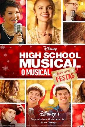 Filme High School Musical - O Musical - Especial de Festas Download
