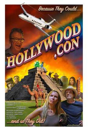 Hollywood.Con - Legendado via Torrent