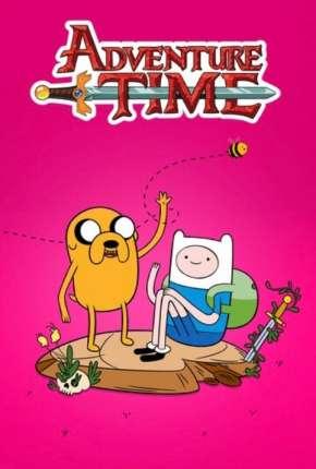 Desenho Hora de Aventura 1ª até 10ª Temporada Completa Download
