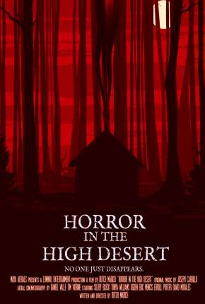 Horror in the High Desert - Legendado